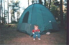 Casey camping